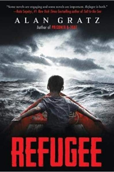 Refugee by Alan Gratz: A Must Read