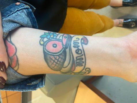 Teacher Tattoos: Ms. Weisman