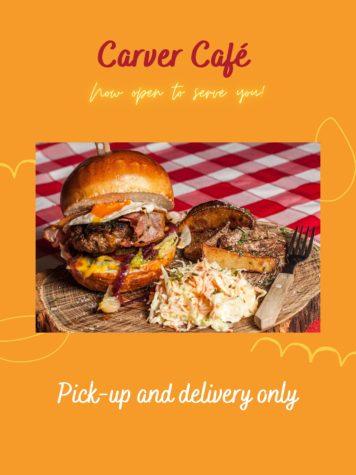 Carver Café is Back in Business!